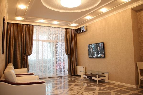 3-комнатная квартира посуточно в Одессе. Приморский район, Гагаринское плато, 5\2. Фото 1