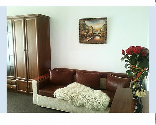 1-комнатная квартира посуточно в Ковеле. ул. Независимости , 57. Фото 1