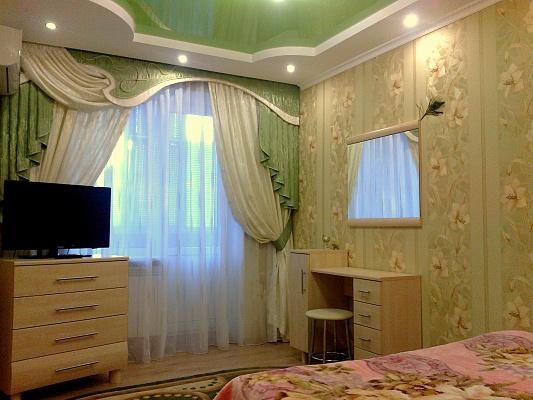 1-комнатная квартира посуточно в Сумах. Заречный район, ул. Харьковская, 12. Фото 1