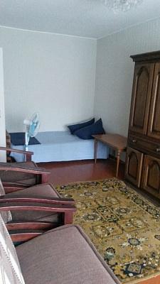 1-комнатная квартира посуточно в Партените. ул. Солнечная, 10. Фото 1