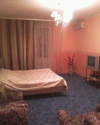 1-комнатная квартира посуточно в Одессе. Киевский район, Чапаев.дивизии 3/1, 25-й. Фото 1