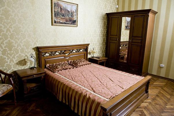 1-комнатная квартира посуточно в Львове. Галицкий район, Витовского, 23. Фото 1