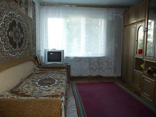 1-комнатная квартира посуточно в Трускавце. ул. Дрогобицкая, 14. Фото 1