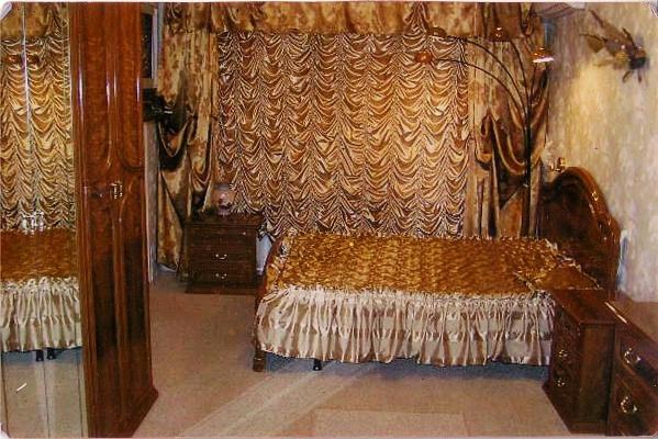 1-комнатная квартира посуточно в Симферополе. Железнодорожный район, ул. Гагарина, 19. Фото 1