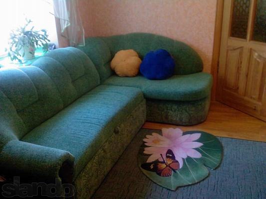 1-комнатная квартира посуточно в Виннице. Ленинский район, Ляли Ратушной, 79. Фото 1