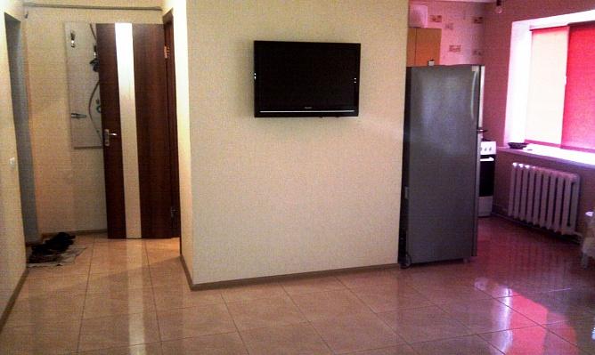 1-комнатная квартира посуточно в Донецке. Будёновский район, ул. Багратиона, 29. Фото 1