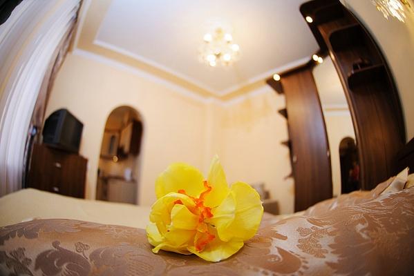 1-комнатная квартира посуточно в Львове. Галицкий район, ул. Площадь Рынок, 12. Фото 1