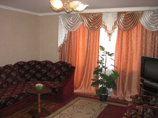 1-комнатная квартира посуточно в Николаеве. Заводской район, ул. Чкалова, 85. Фото 1