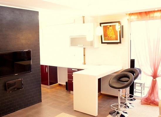 1-комнатная квартира посуточно в Луганске. Ленинский район, ул. Дзержинского, 31. Фото 1