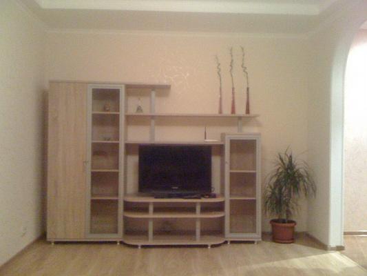 1-комнатная квартира посуточно в Севастополе. Гагаринский район, ул. Репина, 10. Фото 1