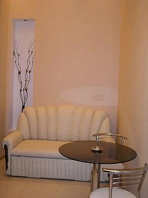 1-комнатная квартира посуточно в Одессе. Приморский район, ул. Коблевская, 43. Фото 1