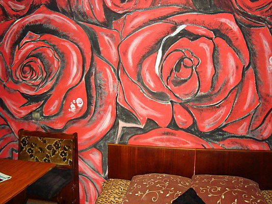 1-комнатная квартира посуточно в Херсоне. Суворовский район, И.Кулика, 116. Фото 1