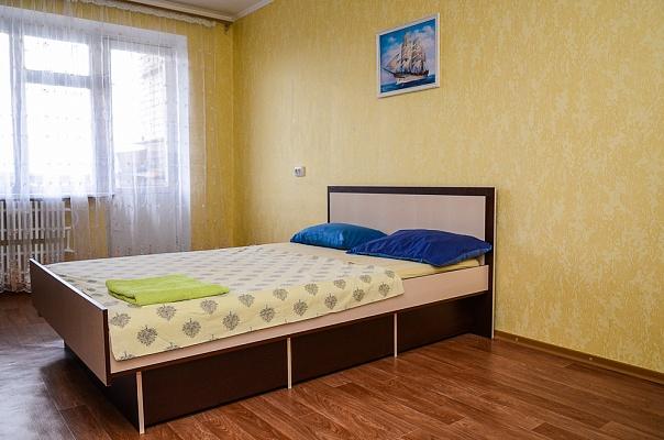 1-комнатная квартира посуточно в Сумах. Ковпаковский район, ул. Засумская, 16Б. Фото 1
