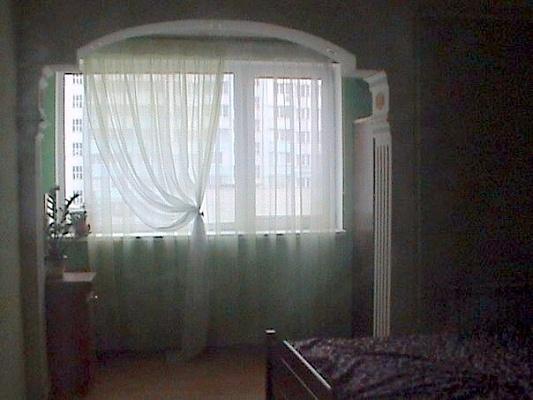 2-комнатная квартира посуточно в Одессе. Суворовский район, ул.Высоцкого, 23 а. Фото 1