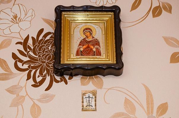 1-комнатная квартира посуточно в Сумах. Заречный район, ул. Кондратьева, 154/2. Фото 1