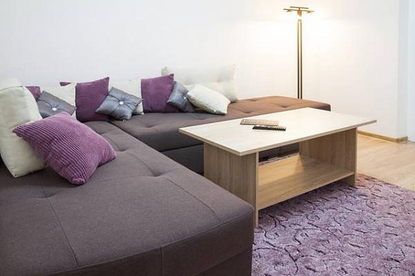 2-комнатная квартира посуточно в Львове. Галицкий район, ул. Грушевского, 12. Фото 1