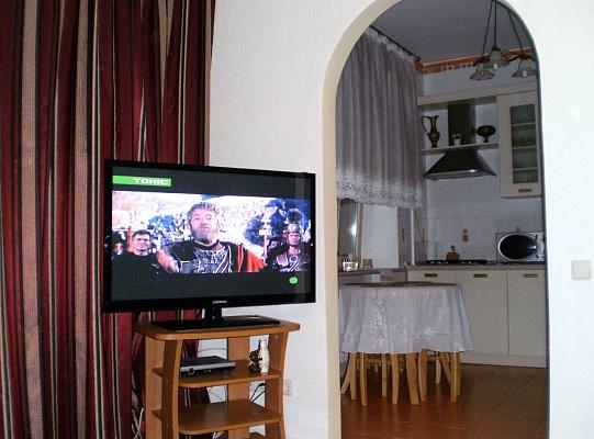 1-комнатная квартира посуточно в Киеве. Печерский район, ул. Шота Руставели, 26. Фото 1