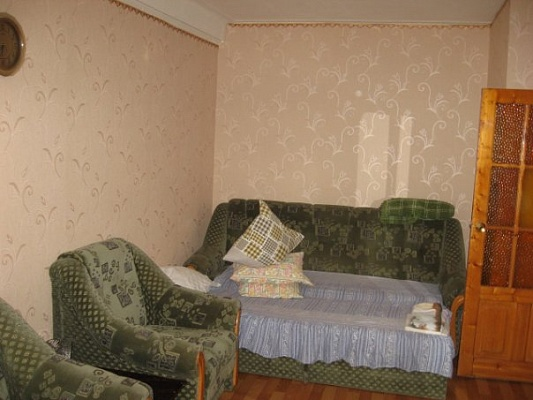 1-комнатная квартира посуточно в Севастополе. Гагаринский район, ул. Блюхера, 16. Фото 1