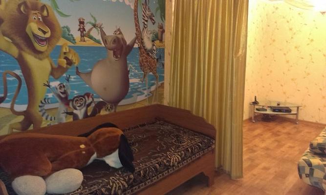 1-комнатная квартира посуточно в Полтаве. Киевский район, ул. Баленка, 2. Фото 1