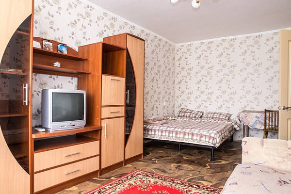 1-комнатная квартира посуточно в Харькове. Дзержинский район, ул. Тобольская, 38-а. Фото 1