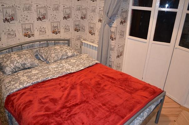 2-комнатная квартира посуточно в Львове. Зализнычный район, ул. Декарта, 10. Фото 1