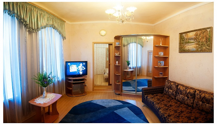 2-комнатная квартира посуточно в Львове. Галицкий район, ул. Городоцкая, 12. Фото 1