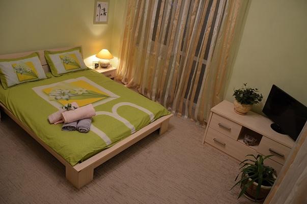 2-комнатная квартира посуточно в Львове. Франковский район, ул. Пастернака, 6. Фото 1