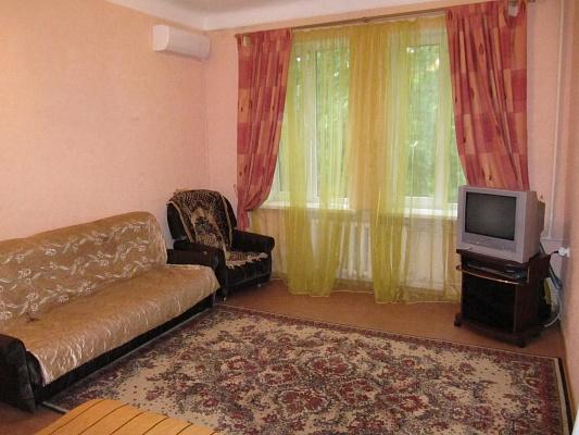 1-комнатная квартира посуточно в Днепропетровске. Октябрьский район, ул. Авиационная, 12. Фото 1