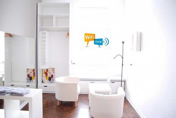 1-комнатная квартира посуточно в Львове. Галицкий район, пр-т Чорновола, 11. Фото 1
