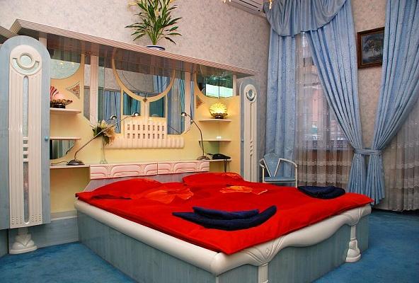 1-комнатная квартира посуточно в Киеве. Шевченковский район, ул. Бассейная, 5б. Фото 1