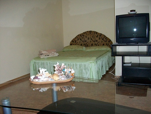 1-комнатная квартира посуточно в Черкассах. ул. Гоголя, 258. Фото 1