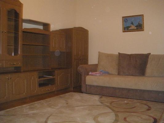 1-комнатная квартира посуточно в Виннице. Ленинский район, ул. Архитектора Артынова, 10. Фото 1