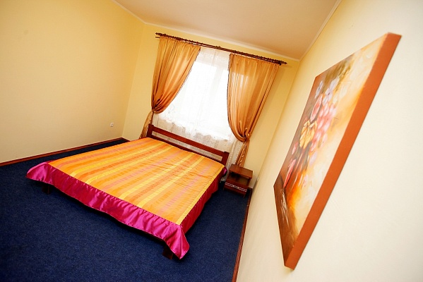 1-комнатная квартира посуточно в Ивано-Франковске. ул. Кисилевской, 40в. Фото 1