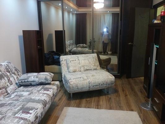 1-комнатная квартира посуточно в Львове. Франковский район, ул. Пулюя, 6. Фото 1