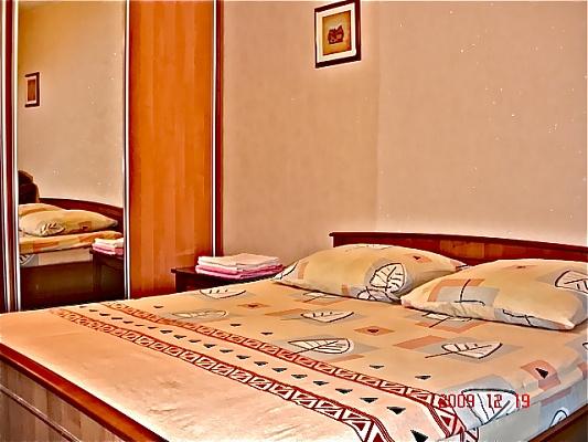 1-комнатная квартира посуточно в Киеве. Голосеевский район, ул. Горького, 122. Фото 1