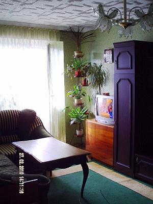 1-комнатная квартира посуточно в Евпатории. ул. Советская, 11\83. Фото 1