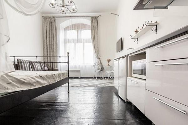 1-комнатная квартира посуточно в Одессе. Приморский район, ул. Дворянская, 7. Фото 1