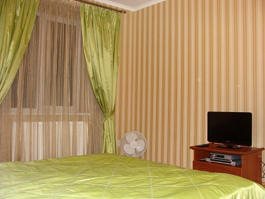 1-комнатная квартира посуточно в Львове. Галицкий район, ул. Пантелеймона Кулиша, 31. Фото 1
