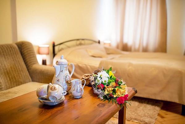 2-комнатная квартира посуточно в Львове. Галицкий район, ул. Краковская, 17. Фото 1