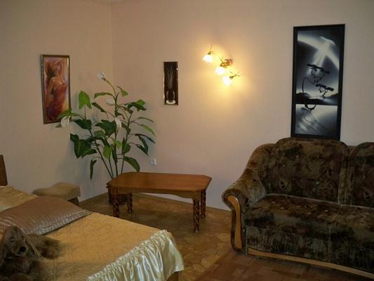 1-комнатная квартира посуточно в Кременчуге. ул. Пролетарская, 11. Фото 1