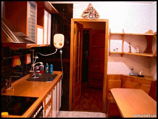 3-комнатная квартира посуточно в Сумах. Заречный район, ул. Заливная, 9. Фото 1