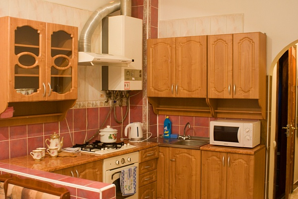1-комнатная квартира посуточно в Львове. Галицкий район, ул. Джерельная, 21. Фото 1
