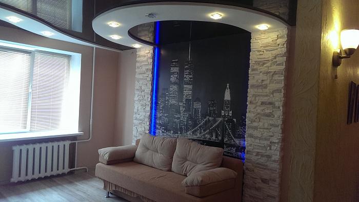 1-комнатная квартира посуточно в Ровно. ул. Мицкевича, 5. Фото 1