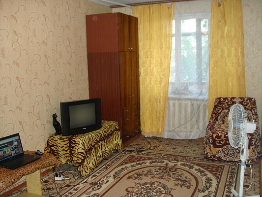 1-комнатная квартира посуточно в Феодосии. б-р Старшинова, 27. Фото 1