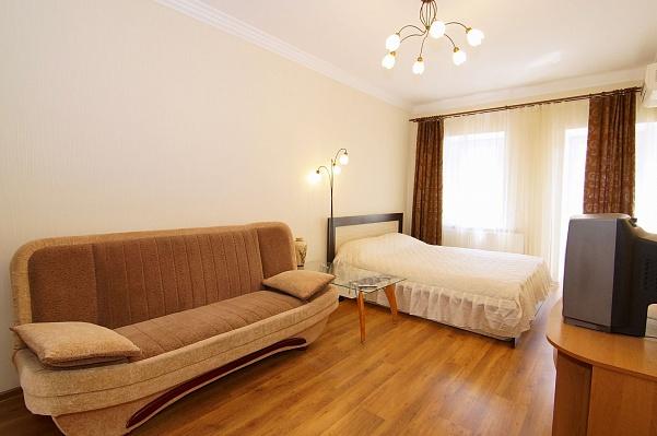 1-комнатная квартира посуточно в Одессе. Приморский район, б-р Итальянский, 2. Фото 1