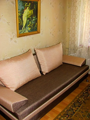 3-комнатная квартира посуточно в Луганске. Ленинский район, Коцюбинского, 27. Фото 1