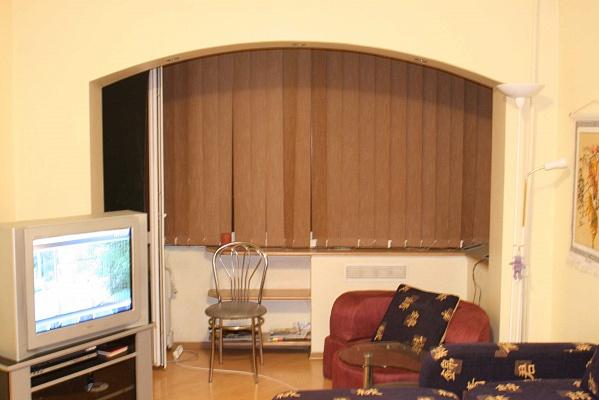 1-комнатная квартира посуточно в Киеве. Оболонский район, Оболонский проспект.. Фото 1