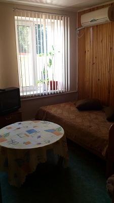 1-комнатная квартира посуточно в Одессе. Приморский район, ул. Курчатова, 15. Фото 1