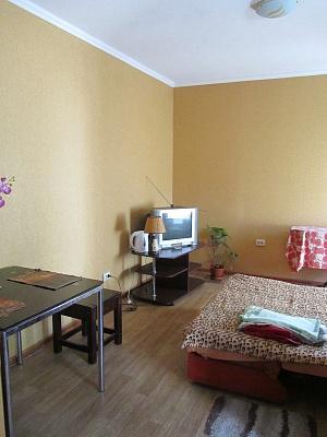 1-комнатная квартира посуточно в Днепропетровске. Красногвардейский район, ул. Рабочая, 6. Фото 1