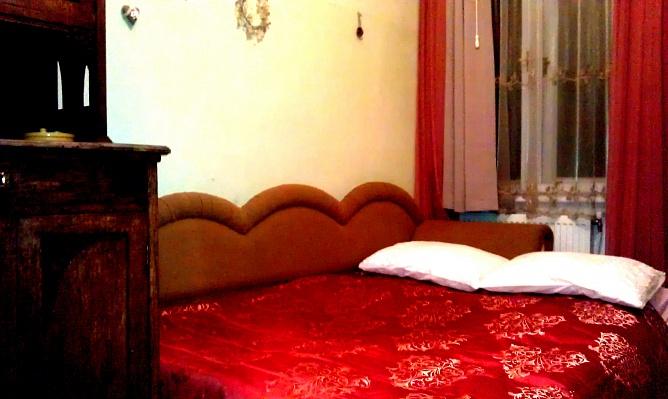 1-комнатная квартира посуточно в Львове. Галицкий район, ул. Коперника, 29. Фото 1
